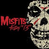 Cd Misfits Friday The 13th [import] Novo Lacrado